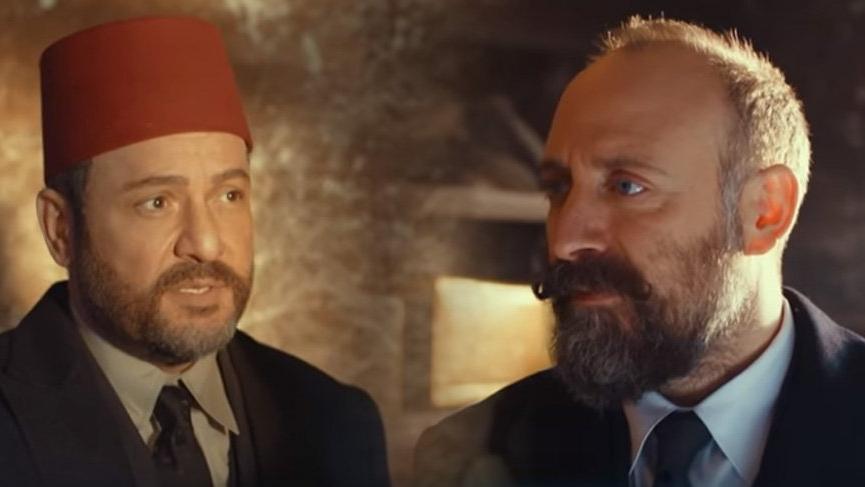 Vatanım Sensin yeni bölümde Mehmet Akif Ersoy İzmir'e geliyor! Tolga Tekin canlandıracak