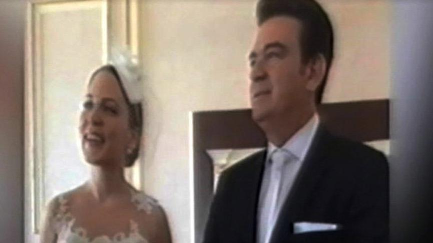 Yıldırım Bekçi öğrencisiyle evlendi… 30 yaş küçük eşiyle böyle görüntülendi