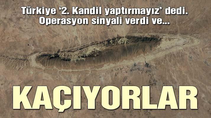 Son dakika haberi… PKK/YPG Sincar'dan çekiliyor