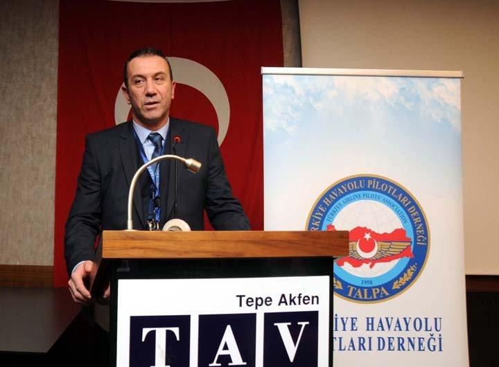 FOTO:DHA/Arşiv TALPA Başkanı Sözcü'ye 'ihtimalleri' değerlendirdi.