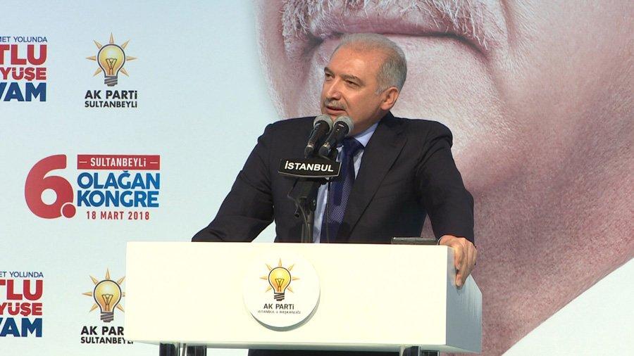 FOTO:DHA - İBB Başkanı Mevlüt Uysal