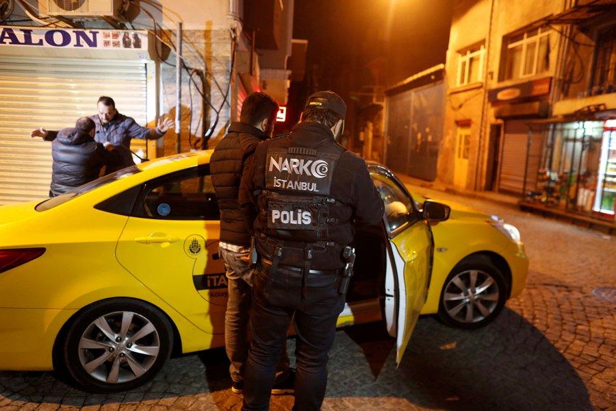 FOTO:Reuters - Polis uyuşturucu çetelerine neredeyse her gün operasyon düzenliyor.