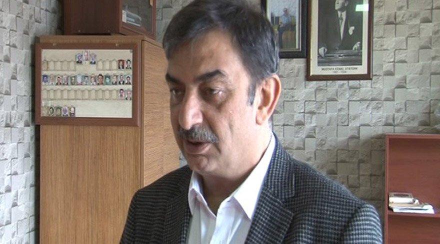 İstanbul Taksiciler Esnaf Odası Eski Başkanı Yahya Uğur.