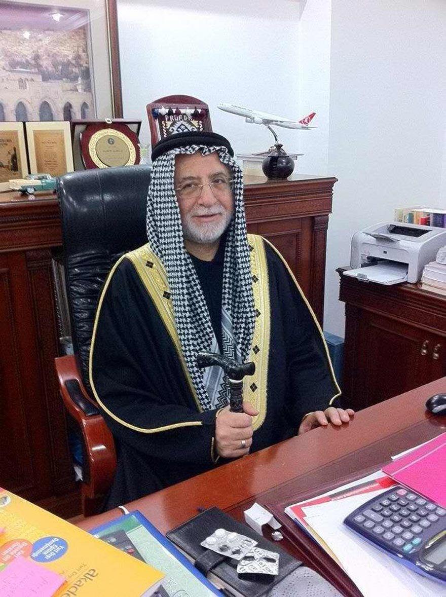 Mardin Artuklu Üniversitesi Rektörü Prof. Dr. Ahmet Ağırakça