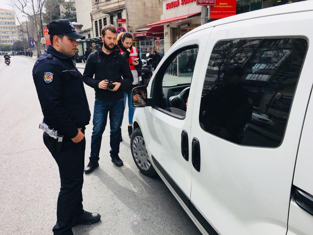 FOTO:SÖZCÜ - Denetimi Sözcü muhabiri Tugay Saday da takip etti.