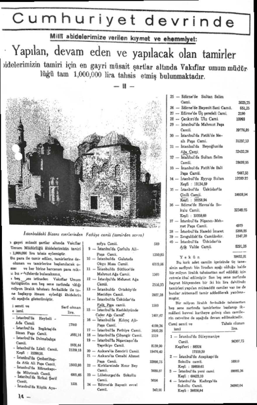 İktisadi Yürüyüş Dergisi, S.32, 1 Nisan 1941.