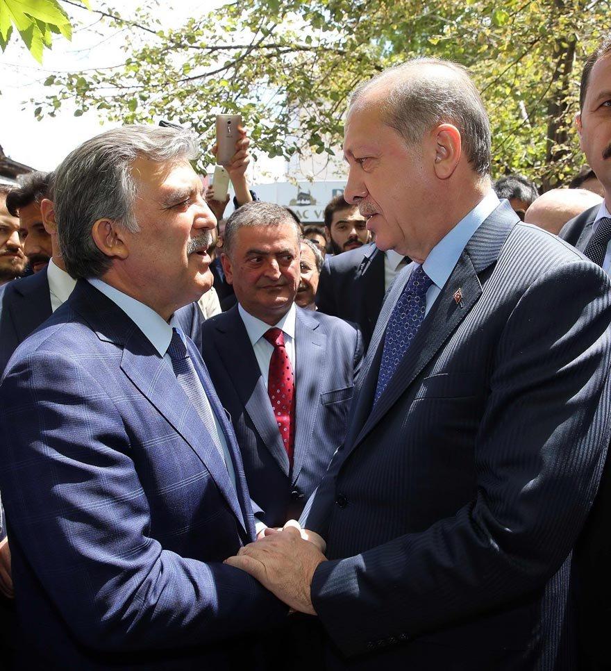 Erdoğan ile Gül ilk kez karşı karşıya gelebilir.