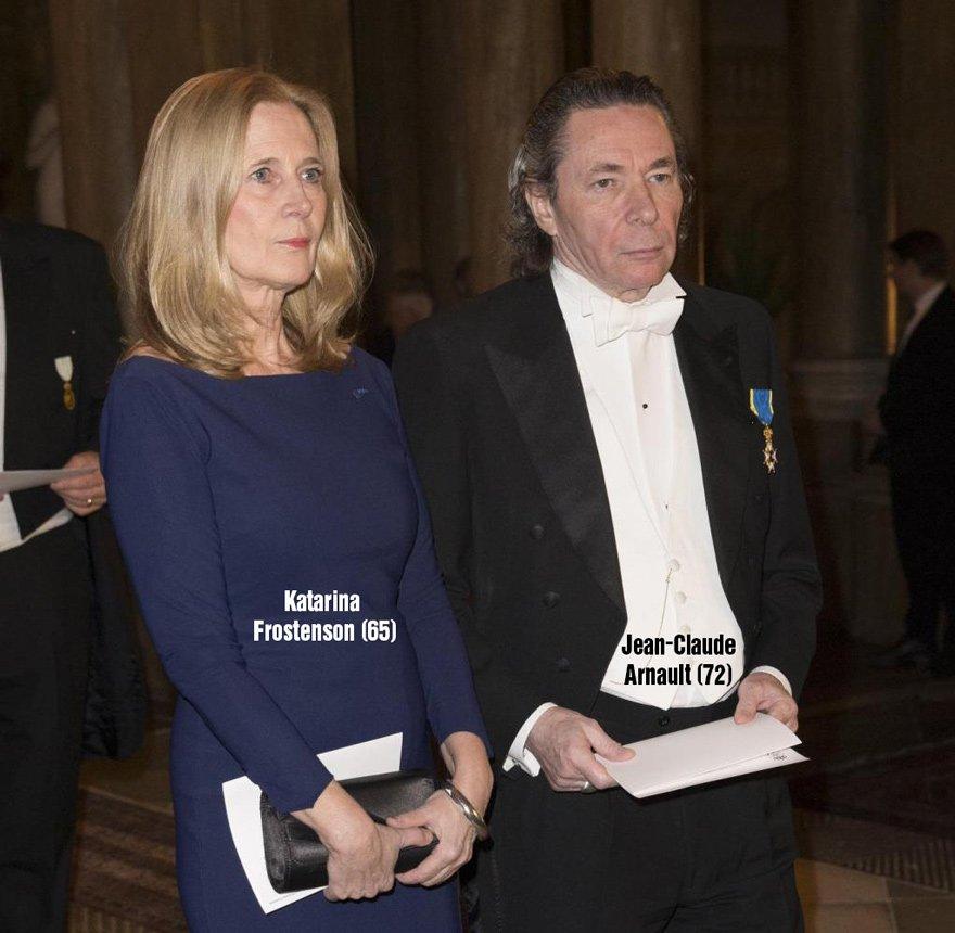Fransız asıllı İsveçli fotoğrafçı Jean-Claude Arnault skandal sonrası sessizliğini korudu.