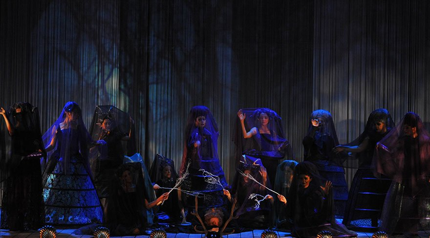 Falstaff Operası / Fotoğraf: Orçun Ataman
