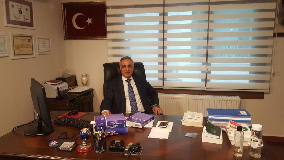 FOTO:SÖZCÜ- Emekli Hakim ve Avukat Harun Bulut 'Süresiz nafaka' ile ilgili çarpıcı tespitlerde bulundu.