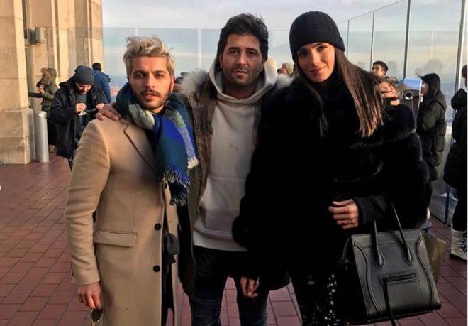 Ferhat Kızılöz, Erman Ademoğlu ve Açalya Samyeli Danoğlu