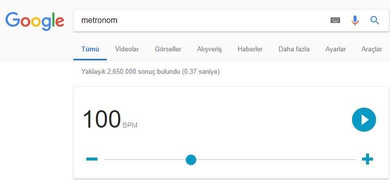 googlemetronom