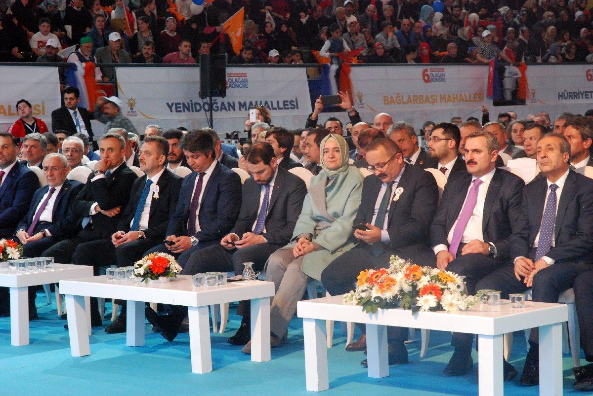 FOTO:İHA - AKP Gaziosmanpaşa İlçe Kongresi geçtiğimiz hafta gerçekleştirilmişti.