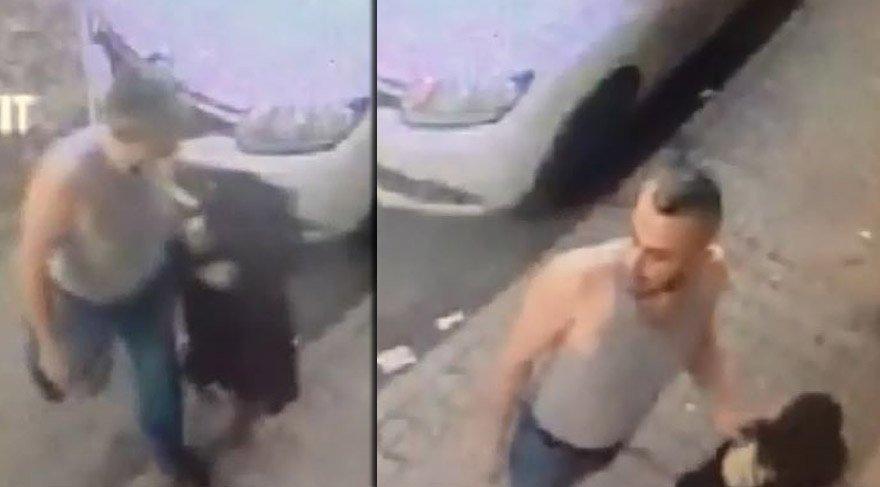 Kızını rehin alıp İstanbul sokaklarında terör estiren baba tımarhaneye kaldırıldı.