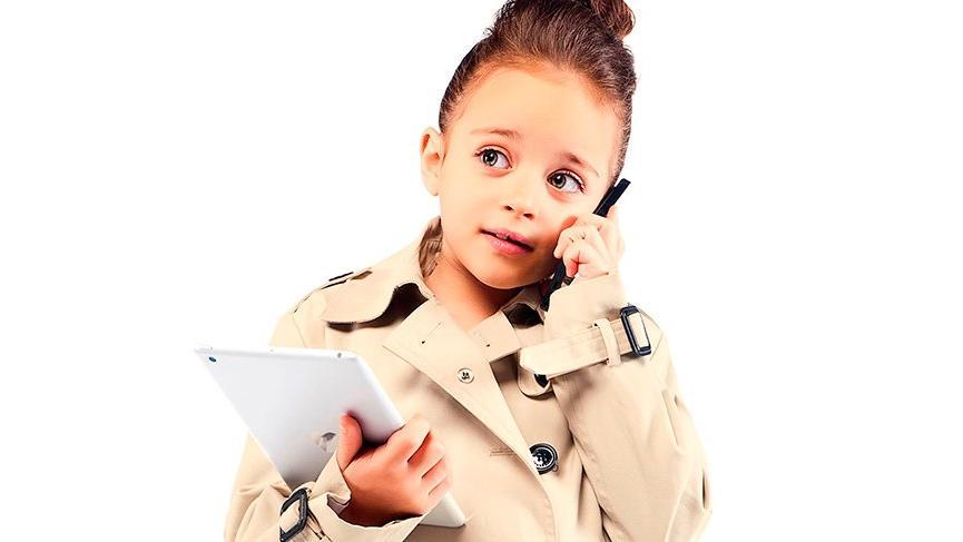 Akıllı telefonlar zihinsel gelişimi olumsuz etkiIiyor