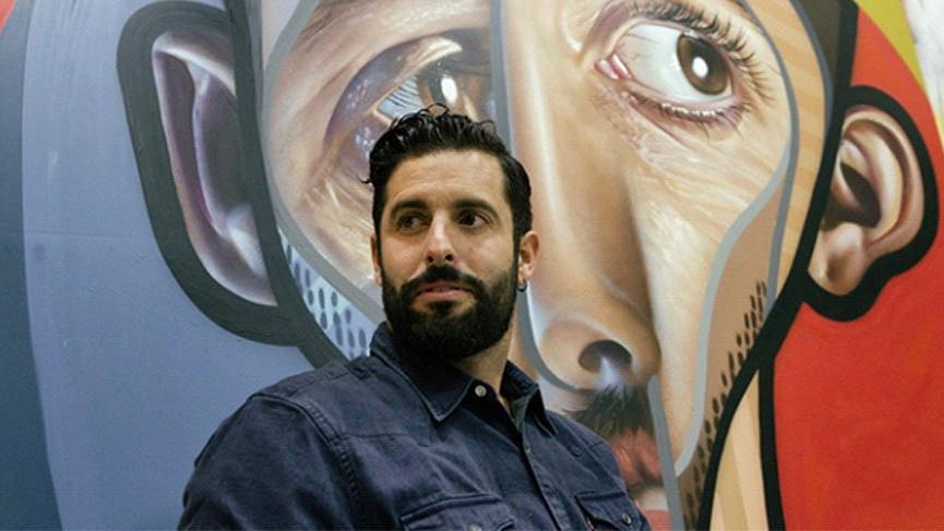 Dünyayı kendine tuval yapmış sanatçı Belin, İstanbul'un duvarlarını boyamayı hayal ediyor…