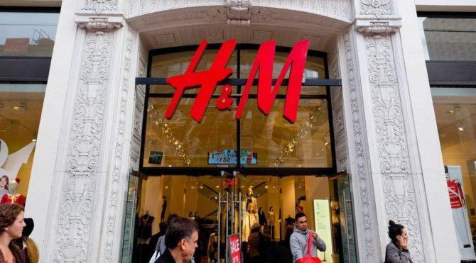 H&M kâr paylarında kesintiye gidiyor