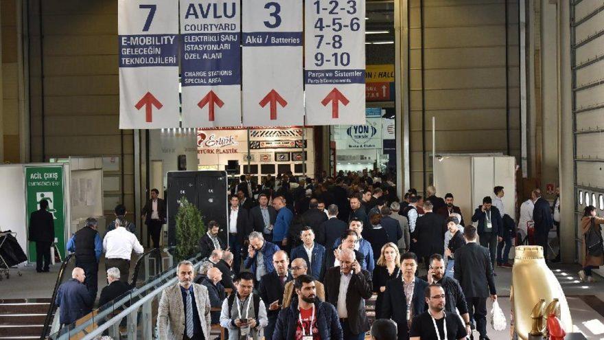 """""""Automechanika İstanbul"""" dünya 3.lüğünü kaptırmadı!"""