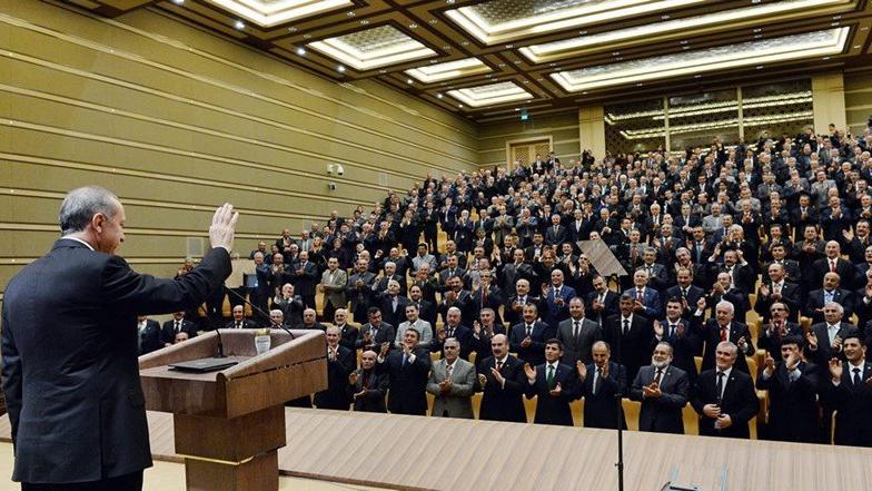 Erdoğan söz vermişti! Muhtarlar yola çıkıyor