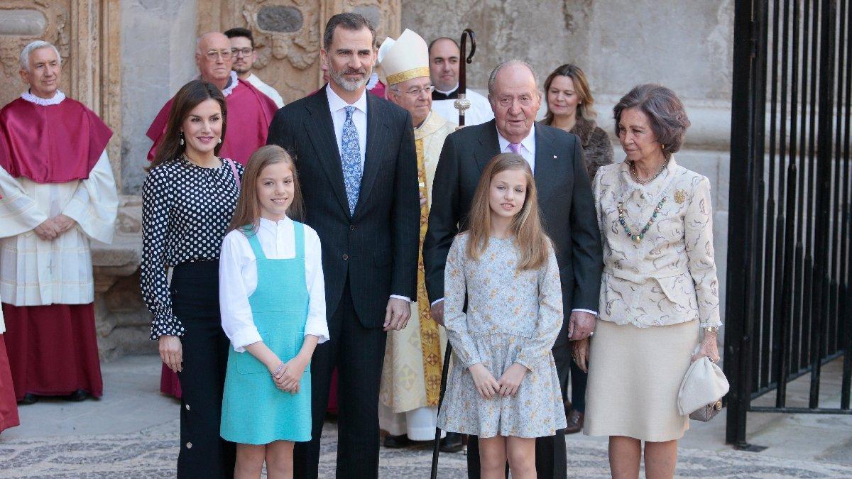 Kraliyet ailesinde fotoğraf krizi... Törende kapıştılar