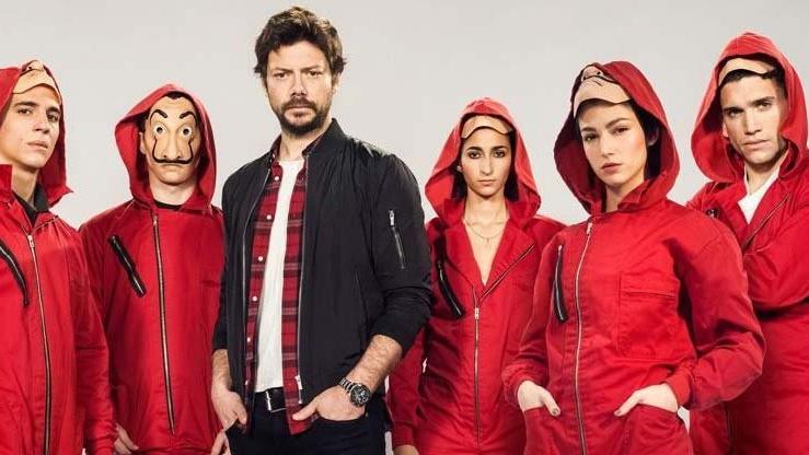La Casa De Papel'in üçüncü sezonu geliyor! İşte La Casa De Papel 3. sezon yayın tarihi!
