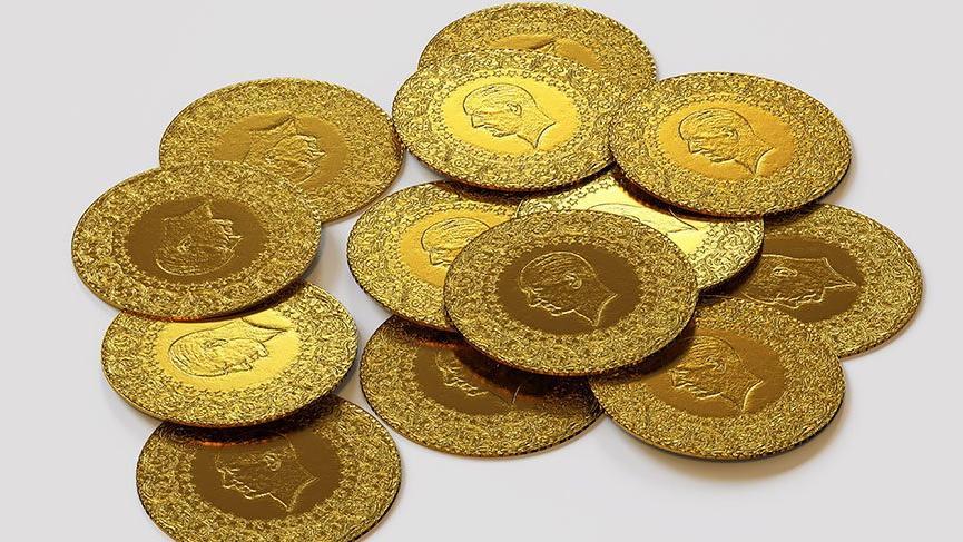Memur, 11 çeyrek altın kaybetti