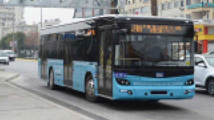 Halk otobüsünde kâbus!