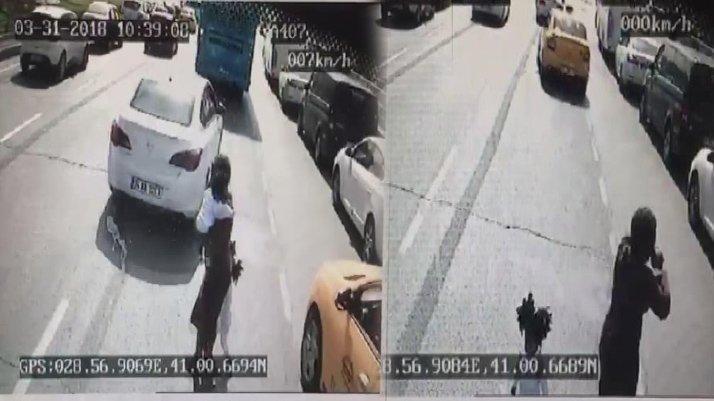 İstanbul'da herkesi şaşkına çeviren olay