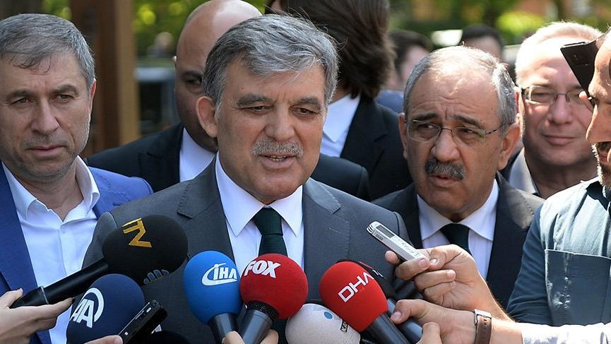 Reuters: Abdullah Gül aday olmayacak