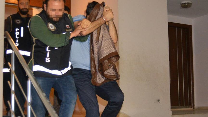 FETÖ'nün 6 üst düzey yöneticisi gözaltına alındı