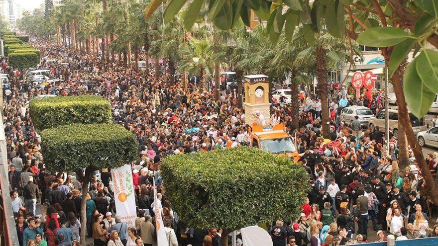 Adana'da Portakal Çiçeği Karnavalı heyecanı başladı!