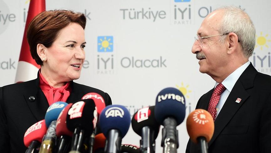 CHP'li 15 vekil İYİ Parti'ye geçti, Meclis'te şekil değişti