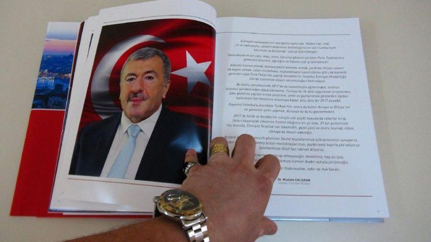 İstanbul Emniyet Müdürlüğü '2017 İEM Faaliyet Raporu' isimli almanağı yayınladı