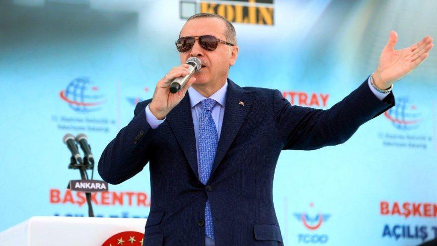 Erdoğan'dan Kanal İstanbul mesajı!