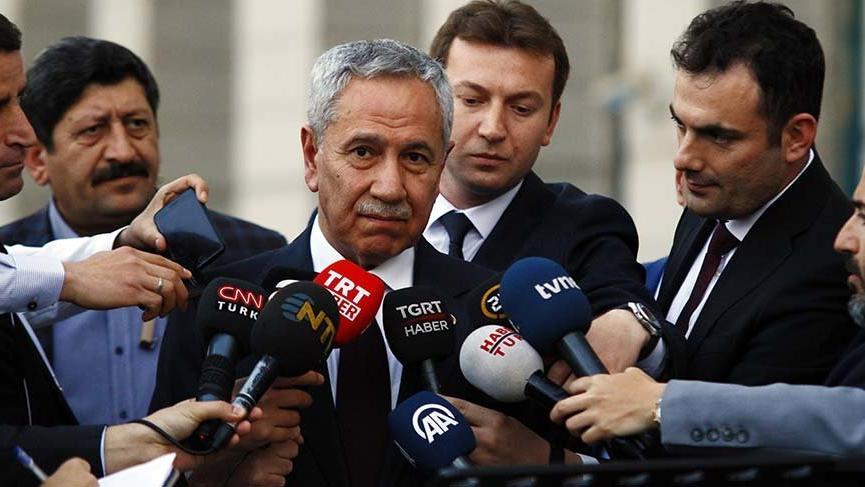 Cumhurbaşkanı Erdoğan, Arınç'la sürpriz bir görüşme gerçekleştirdi