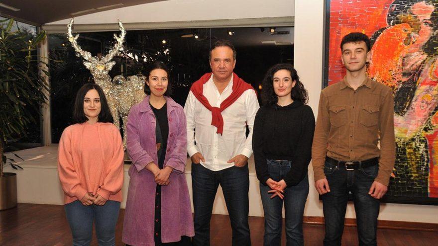 Sanat öğrencileri Art Basel'e gidiyor