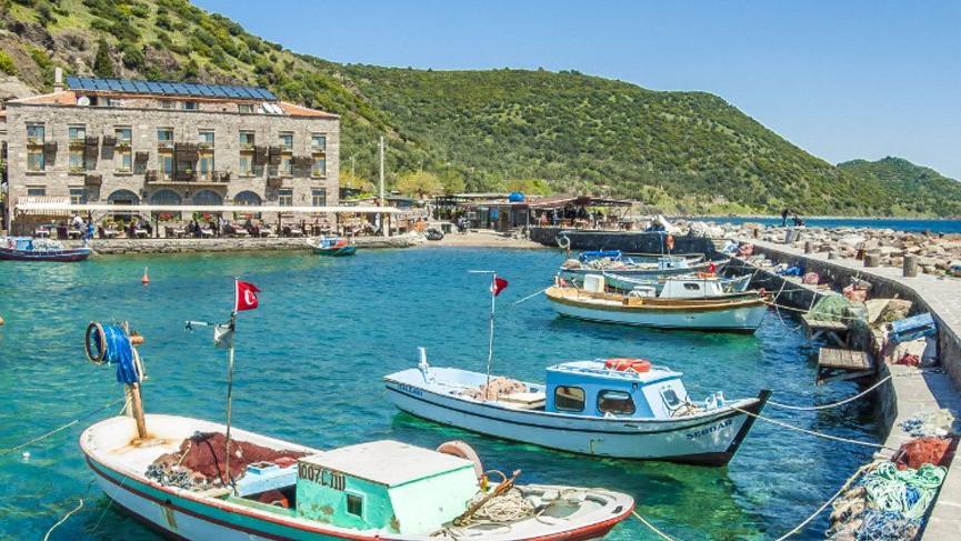 Assos nerede? İşte Assos gezilecek yerler: Assos'ta yapılacaklar ve görülecek tarihi yerler…