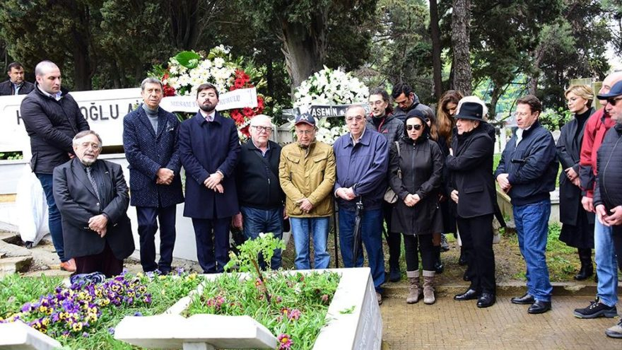Atilla Özdemiroğlu'na buruk anma