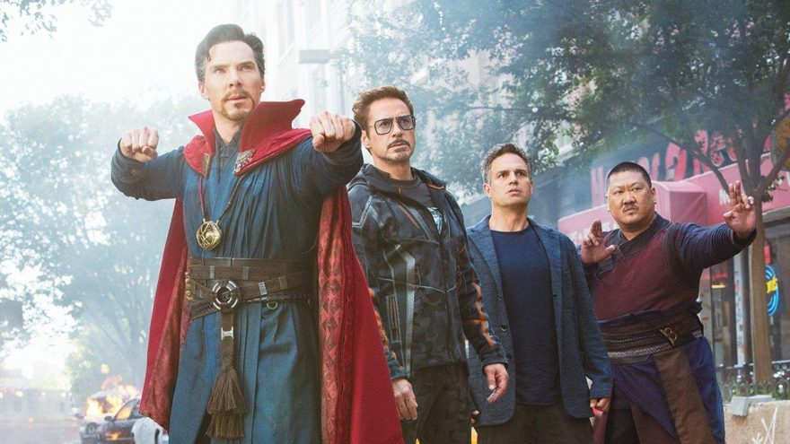 Avengers: Sonsuzluk Savaşı'ndan rekor açılış