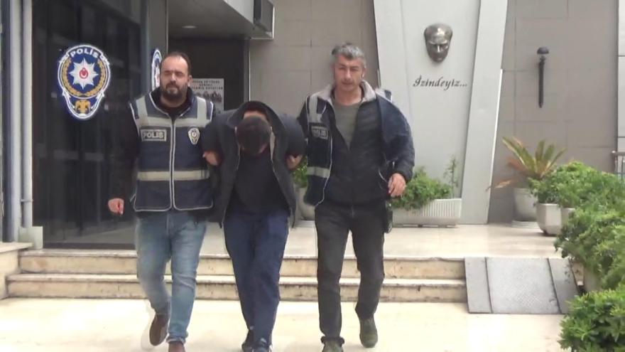 Milletvekili Büyükataman'ın evine giren hırsız yakalandı