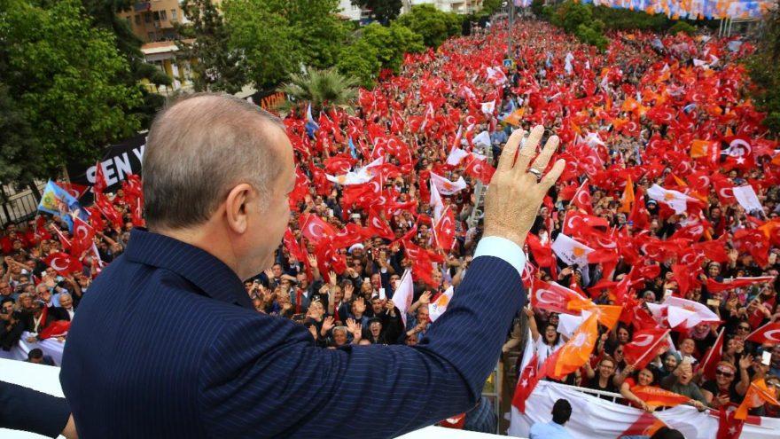 Erdoğan Aydın'da