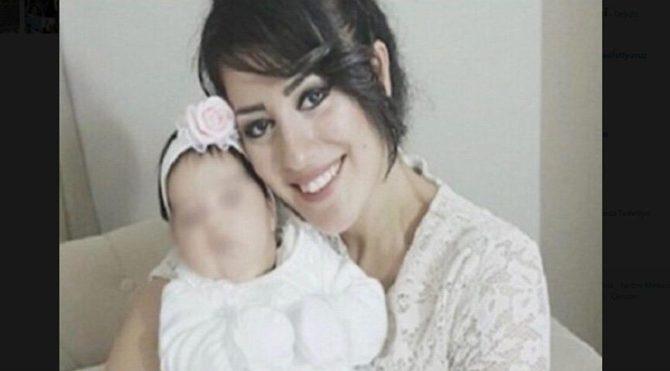 Ayşe öğretmen bebeğiyle beraber hapse giriyor