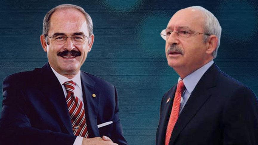 Kılıçdaroğlu'ndan Büyükerşen'e adaylık sinyali