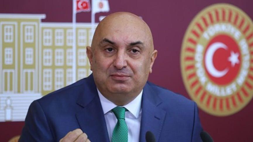 CHP'li Özkoç'tan Cumhurbaşkanı Erdoğan'a postal cevabı