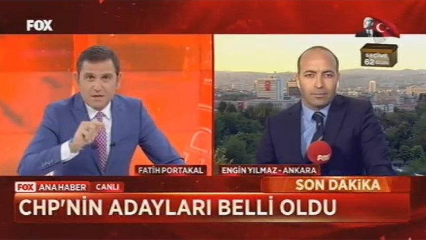 Son Dakika... FOX TV'den bomba iddia! İşte CHP'nin Cumhurbaşkanı adayları