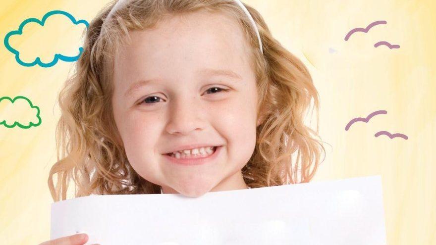 Çocuklar yeteneklerini resimde sergileyecek