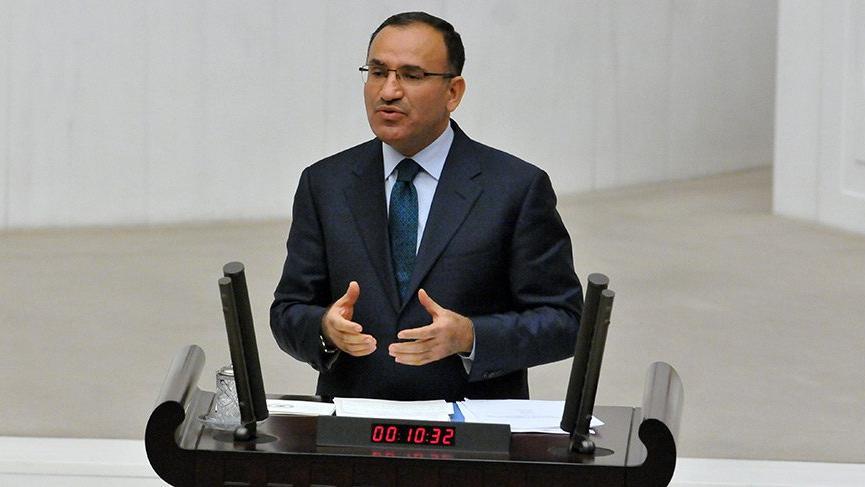 Başbakan Yardımcısı Bekir Bozdağ'dan CHP-İYİ Parti ittifakına tepki