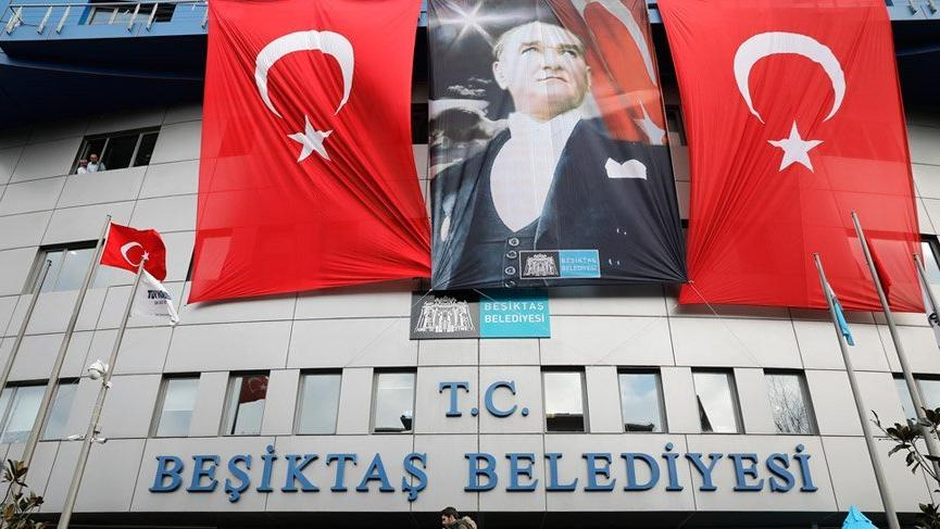 Beşiktaş Belediyesi'nde 'imaj' operasyonu