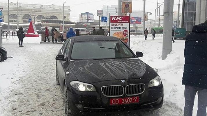 Belarus basını: Dışişleri Bakanlığı, Türk diplomatik aracı çekti