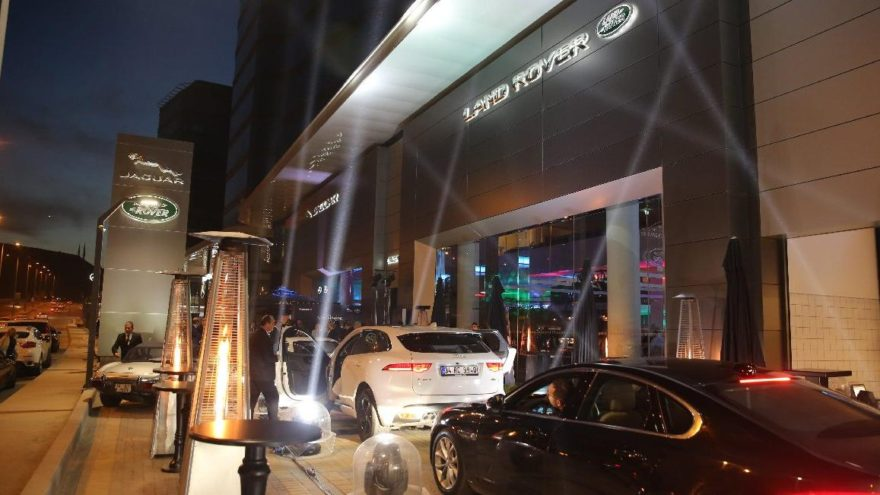 Jaguar ve Land Rover Vadi'de